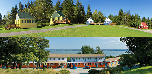 Fundy Highlands Inn And Chalets Accommodations In The National Park